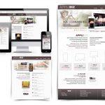 CRÉATION DU WEB-DESIGN ET INTÉGRATION DE SITE WEB